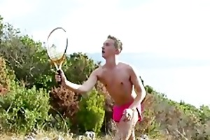 sporty outdoor twinks