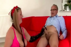 big beautiful woman in nylons acquires screwed