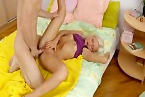 indecent russian gal desires impatient boyfriend