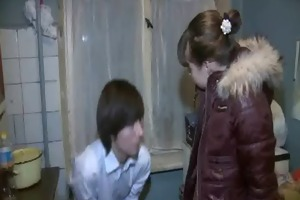 blow job and admirable banging