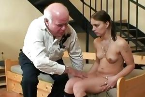 old granddad fucking juvenile hottie