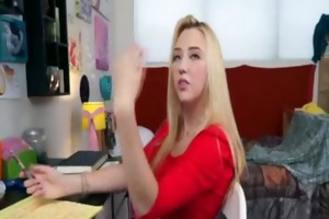 samantha rone&#039 s constricted cum-hole