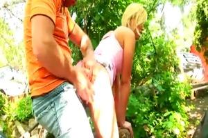 virgin girl sucks a ramrod