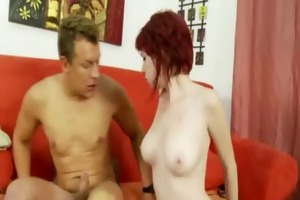 non-professional doxy and step brother suck and