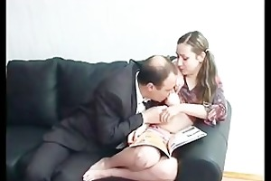 old guy have sex with youthful hotty part 20