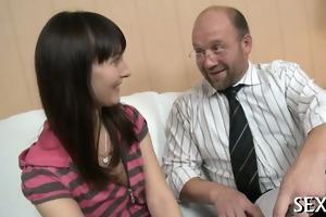 sex lesson with lewd teacher