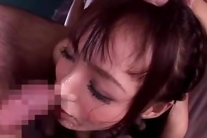 japanese cuties screwed admirable young sister in