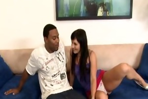 my large dark step daddy 3 - scene 3
