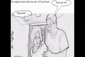 maya ep01 - the handyman - adult comic