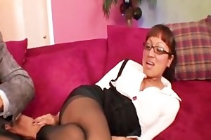 round whoppers hottie bonks with boss