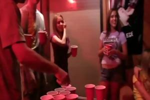 college excited nubiles party at north dakota dorm