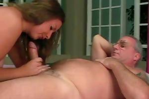 breasty princess blow uncle jesses shlong