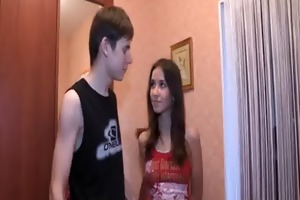 legal age teenager fucks with stranger