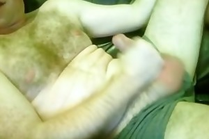 shaggy lascivious married daddy wanks