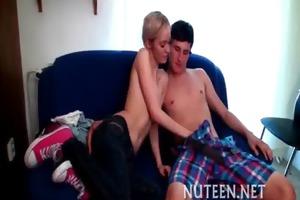 couple is having nice sex