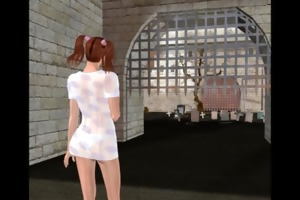 3d comic: nightmarish dream. episode 1