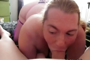 giving step father in law blow job -