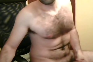 live jerking movie daddy fuck son