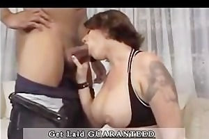 excited chick wrestles a dark cock2