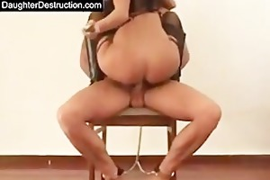 hotty legal age teenager daughter widen her