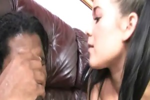 watching my daughter drilled by darksome monster 5